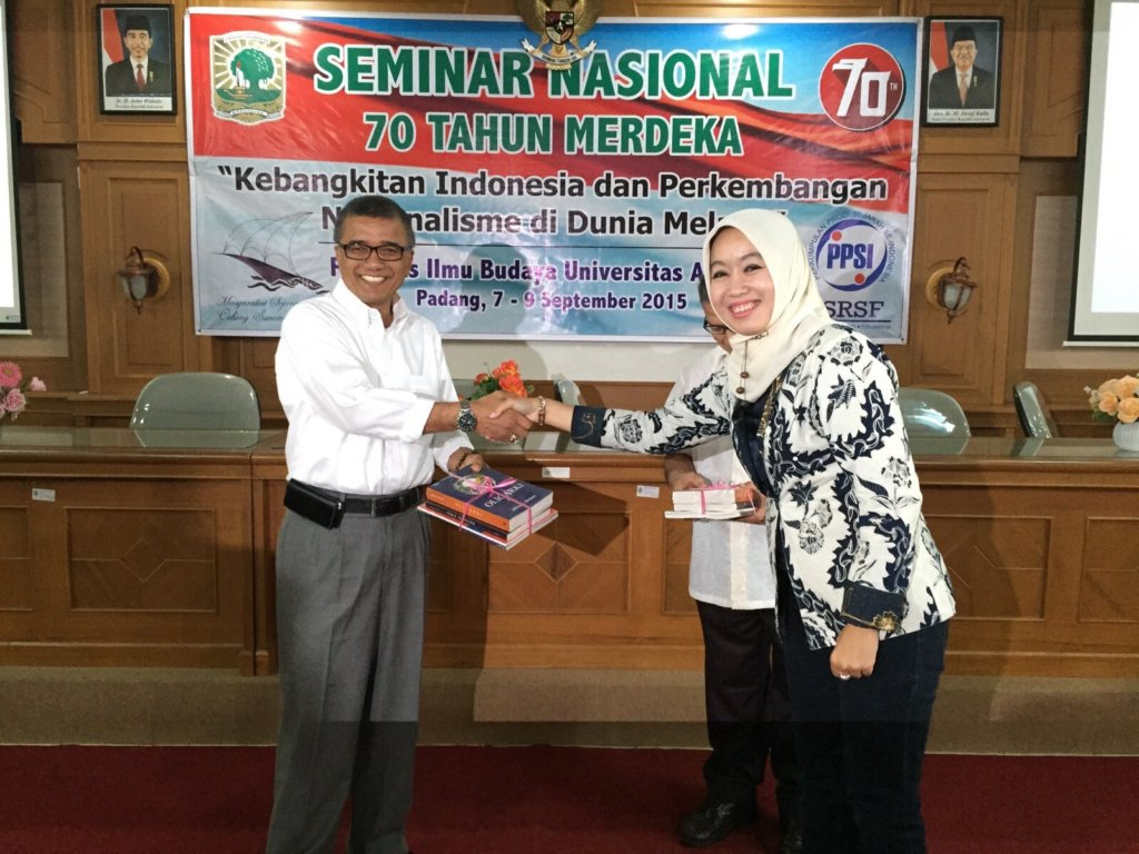 ISRSF  Promotion at Andalas University – Padang