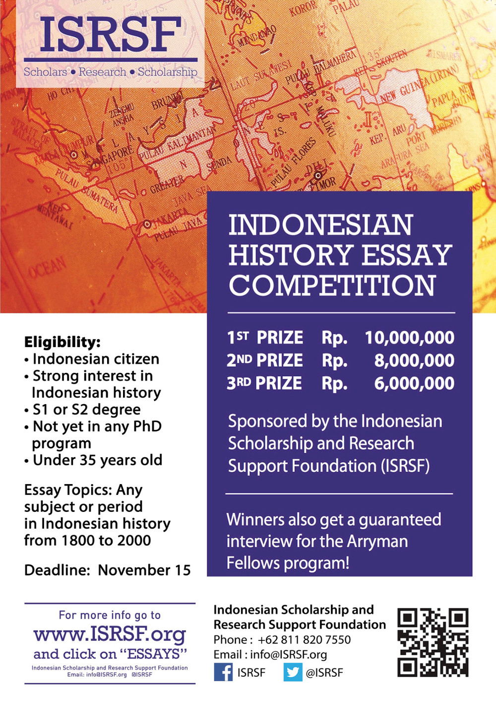 • essay competition  non discrimination
