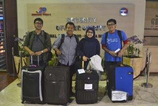 2013 Arryman Fellows Departure - 2 July 2013