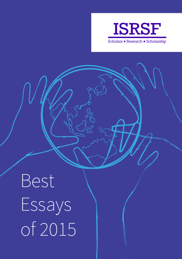This book contains the best essays that displayed excellence in the three national essay competitions ISRSF conducted in 2015.
